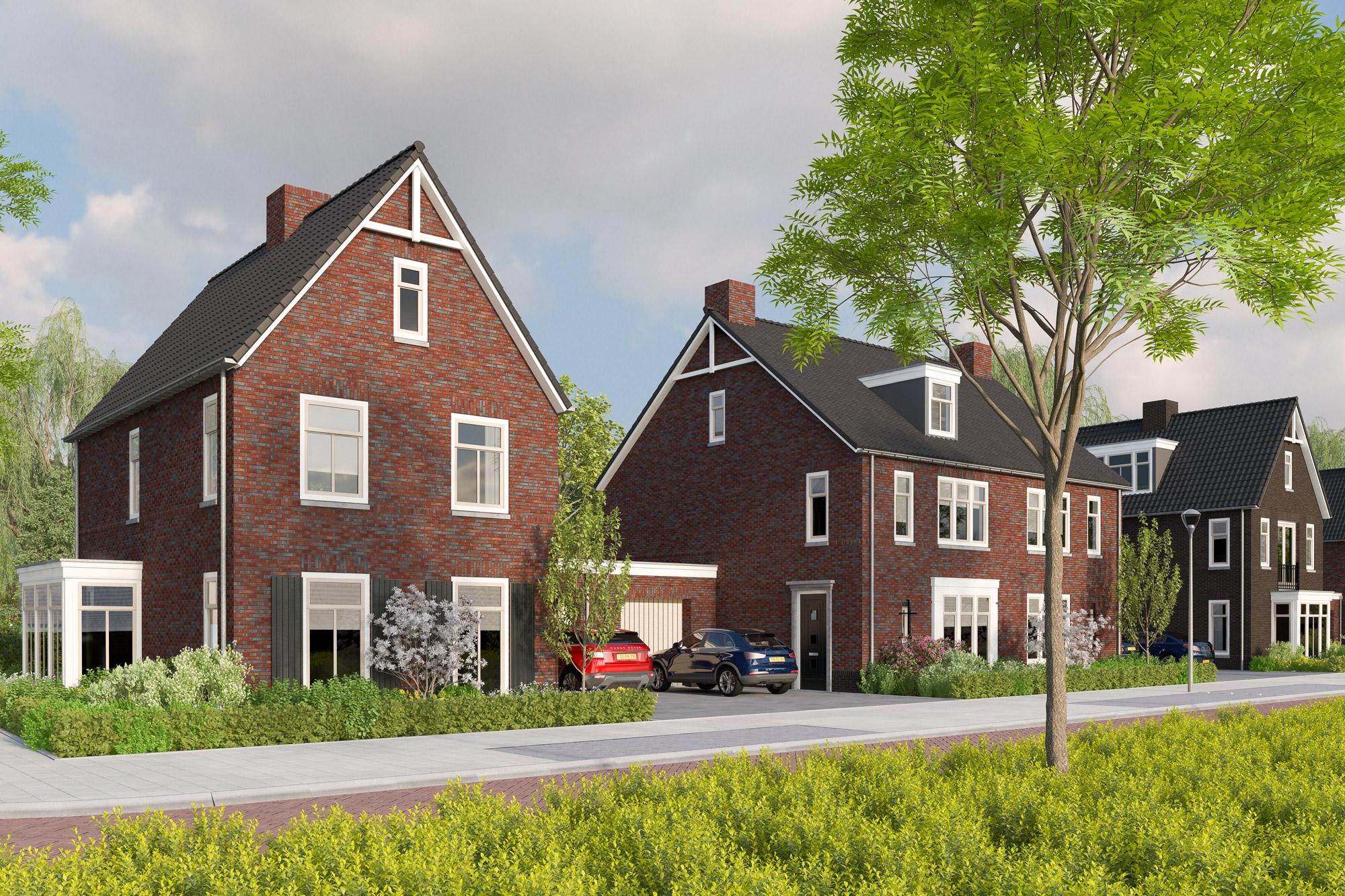 Huizen in de beljaart fase 3 for Huizenverkoop site