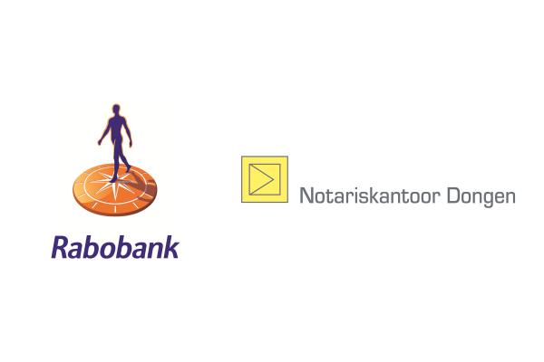 sheet rabobank en notariskantoor dongen